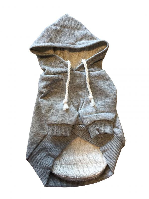 画像2: フードパーカー 袖ありタイプ